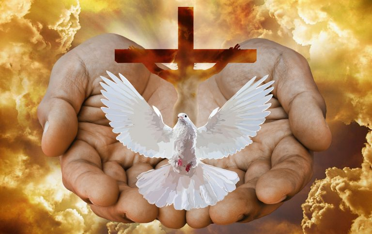 Holy Spirit Visions